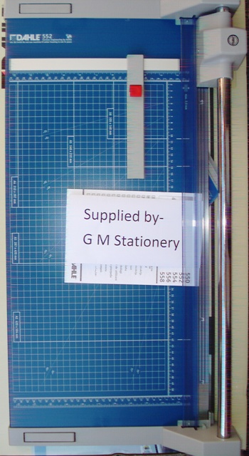 Dahle 552 A3 Rotary Paper Trimmer 460mm Cut 15 sheet